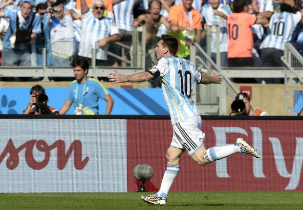 Argentina 1-0 Iran: Magnificent Messi strike breaks the hearts of Queiroz's men