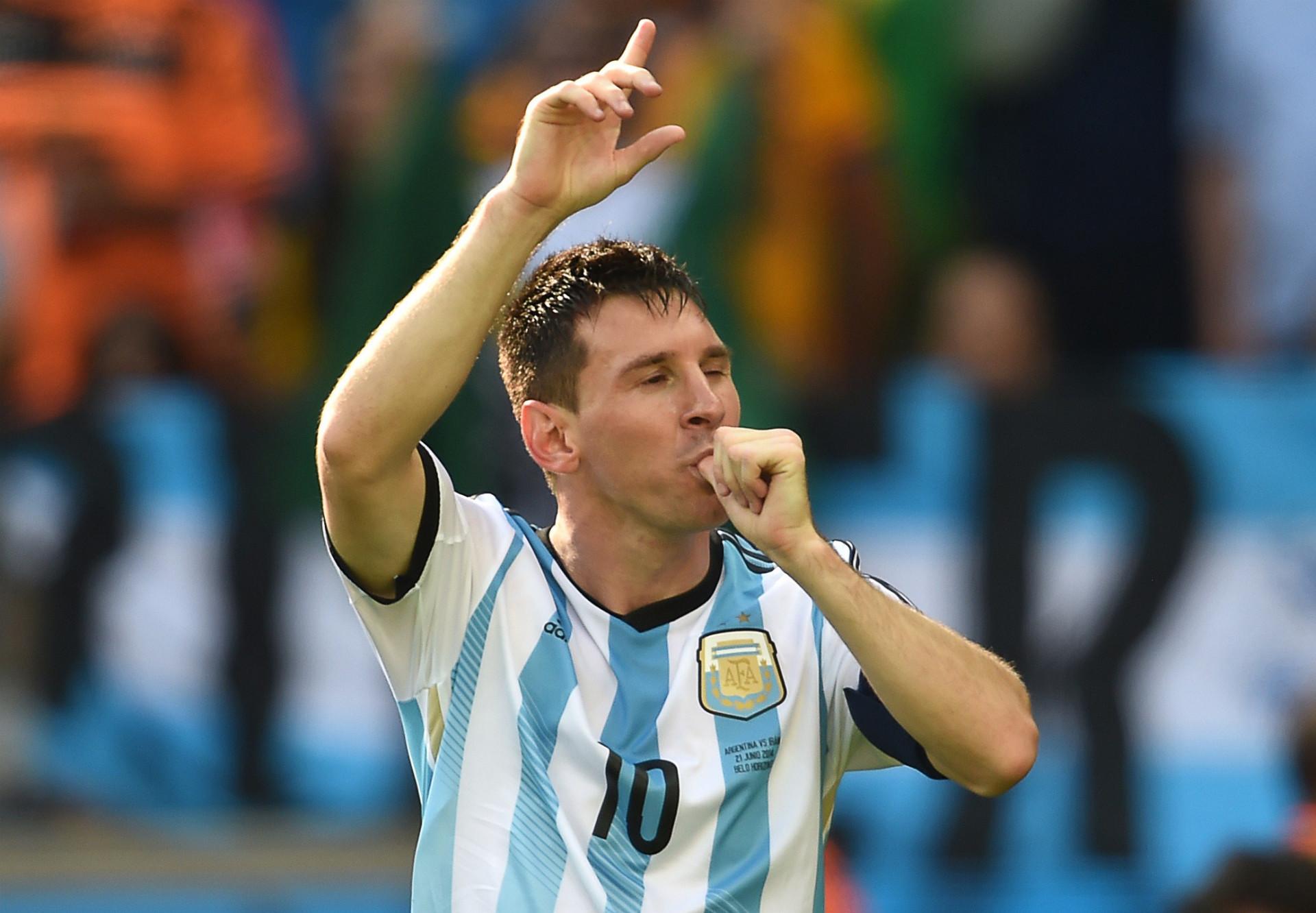 Los 27 momentos de la carrera de Lionel Messi