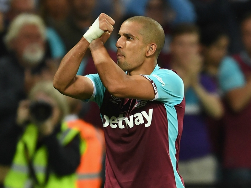 Roma want to sign West Ham winger Feghouli, admits Spalletti