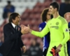Courtois Yakin Conte Awet Di Chelsea