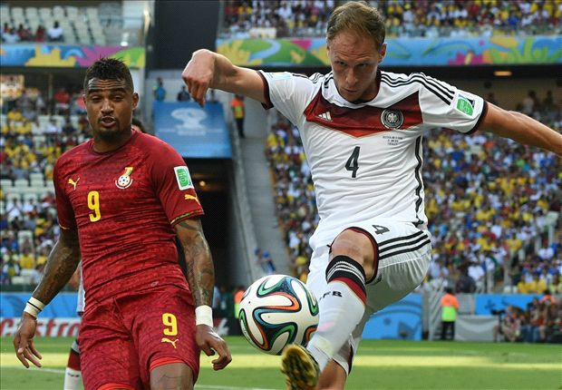 Boateng: We pray a lot in Ghana camp
