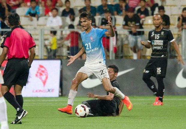 Safuwan urges LionsXII to beat T-Team in final game
