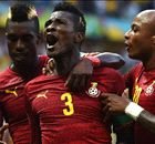 Gyan: Ghana was tactically perfect