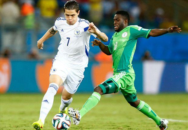 Debate: Should Nigeria pick Moses or Babatunde against Argentina?