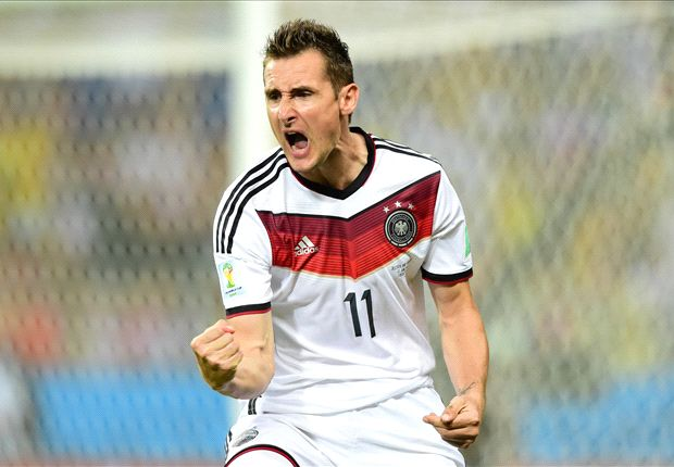 Germany - France Goalscorer Preview: Class act Klose can get amongst the goals again