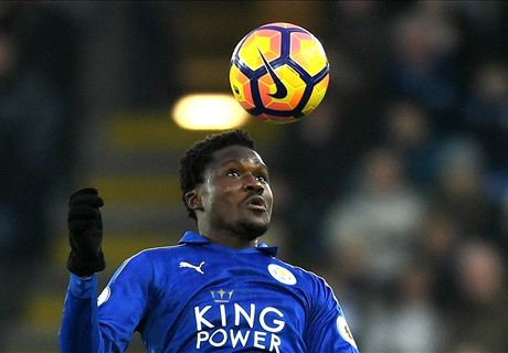 Amartey gets cameo in Leicester defeat