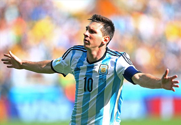 Argentina have an overdependence on Messi - Sabella