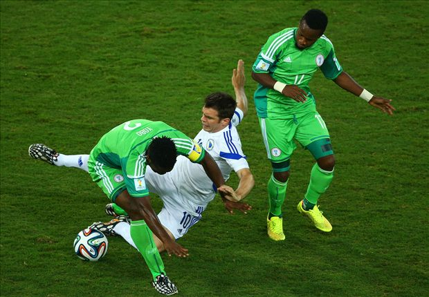 Debate: Should Nigeria pick Yobo or Oboabona against Argentina?