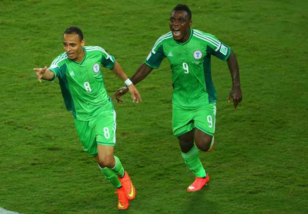 Nigeria 1-0 Bosnia: Odemwingie fires Super Eagles to brink of last 16