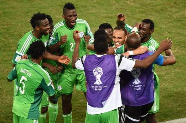 Nigeria stuurt ongelukkig Bosnië naar huis
