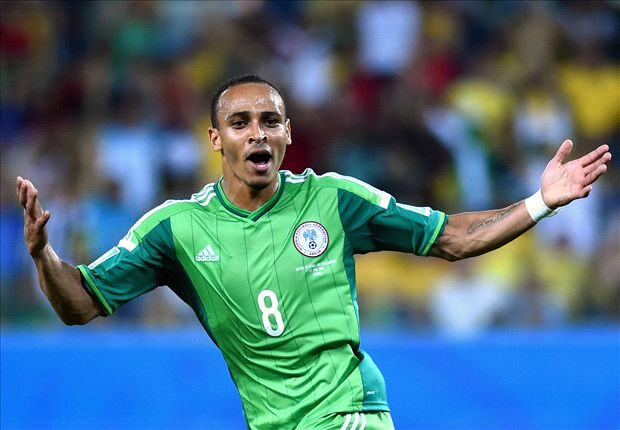 Odemwingie gamble pays off in Nigeria win