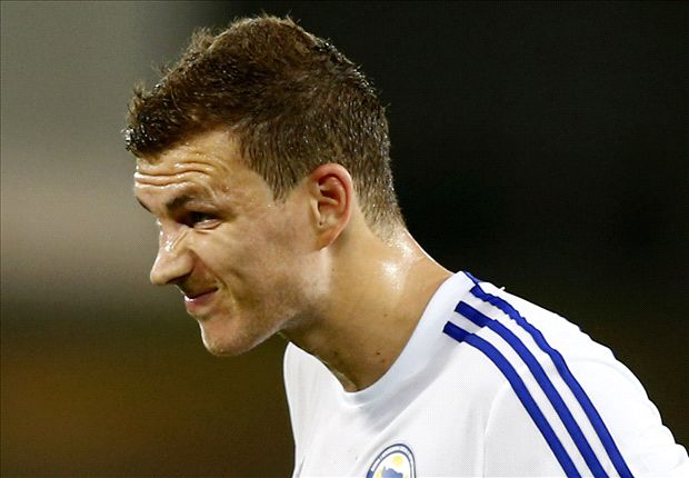 No Messi moment for Dzeko as disappointing Bosnia-Herzegovina exit World Cup