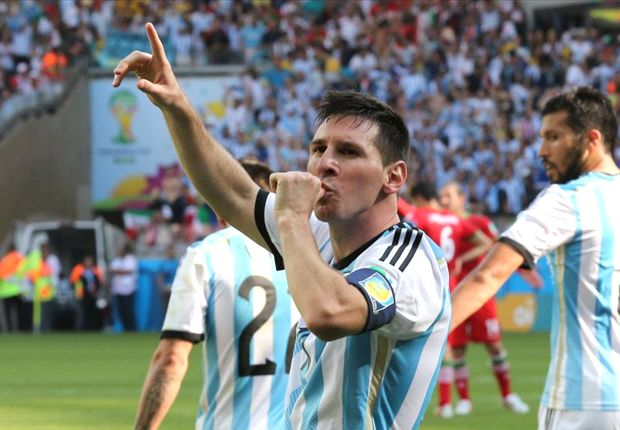 This is the Messi World Cup - Zanetti