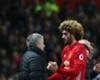 Mourinho hails returning Fellaini