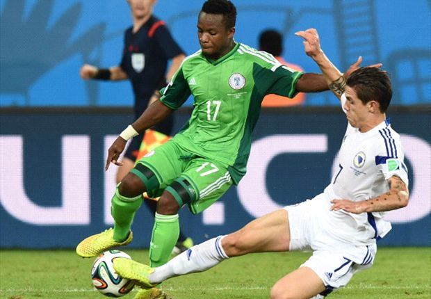 There's nothing extraordinary about Messi, says Onazi