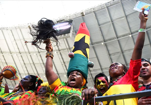 Ghana to bid for 2017 Africa Cup of Nations
