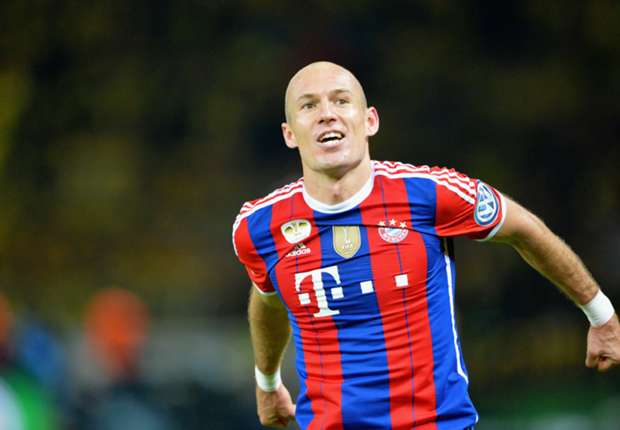 Robben aims for Champions League double