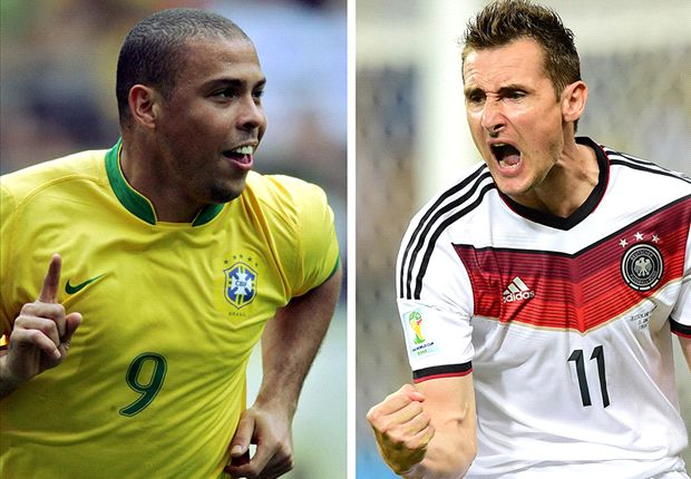 Ronaldo vs Klose: Race to the World Cup record