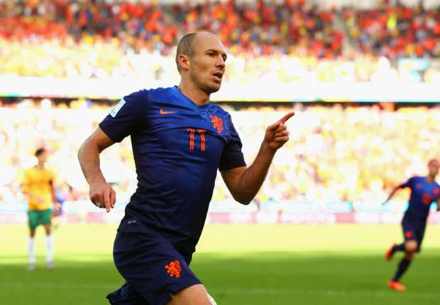 Robben: Conditions will suit 'fearless' Mexico