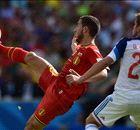 벨기에, 러시아 꺾고 2연승… 16강 진출