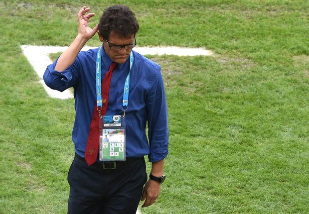 Capello to stay on as Russia boss until 2018