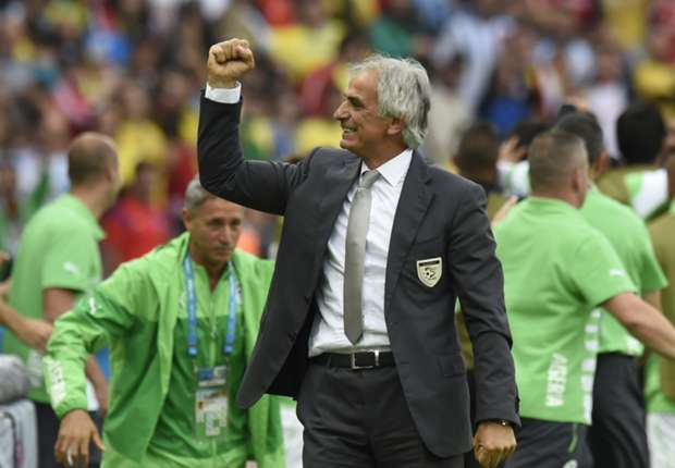 Halilhodzic confident Algeria can improve further