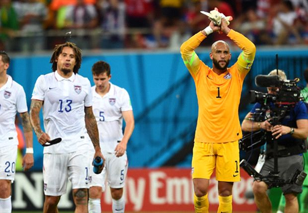 USA's draw against Portugal shows just how brutal World Cup can be