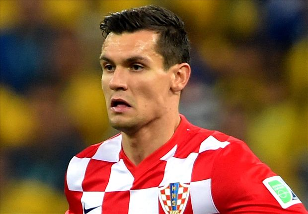 'My head is already at Liverpool,' says Lovren