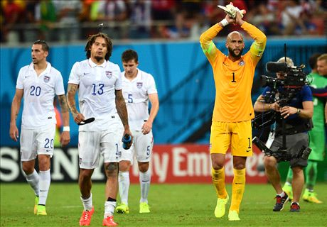 Beckerman: Fatigue won't hinder USA