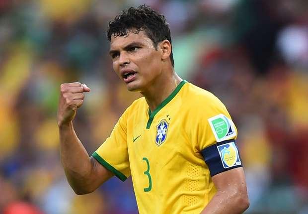 Agen Bola - Thiago Silva Imbau Brasil Tak Tegang