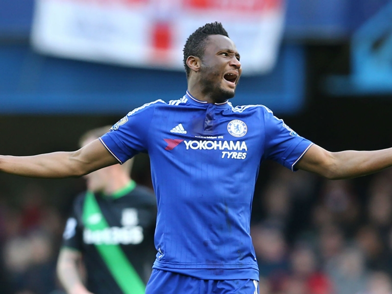 Valencia in talks to sign Chelsea's Mikel