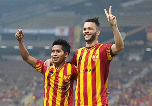 Malaysia Cup Round Report: Rangel to Selangor's rescue