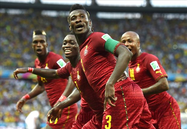 Ghana resolve bonus row ahead of Portugal clash