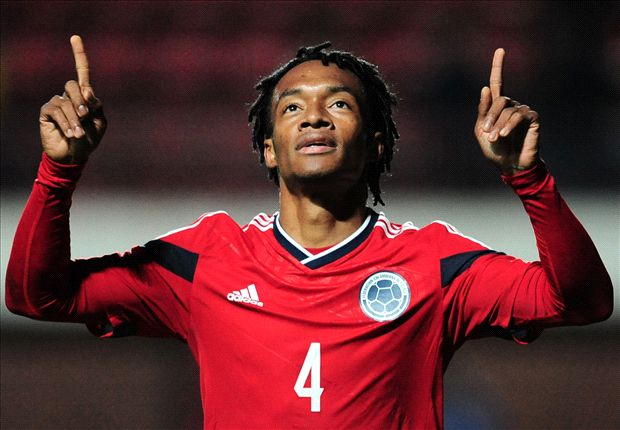 Barcelona & Man Utd target Cuadrado best in the world in his role - Tacchinardi