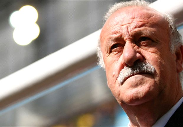 This will be a new Spain generation - Del Bosque