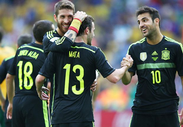 Fabregas, Fernandinho & more - how the Premier League stars performed on World Cup day 12