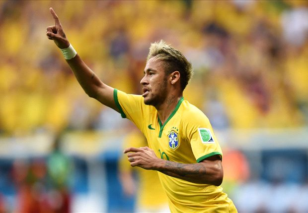 Gillette Player of Steel: Neymar, Group A