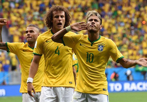 Cameroon thrashing Brazil's best performance - Neymar