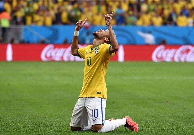 Camerún 1-4 Brasil: Neymar acaba con las dudas