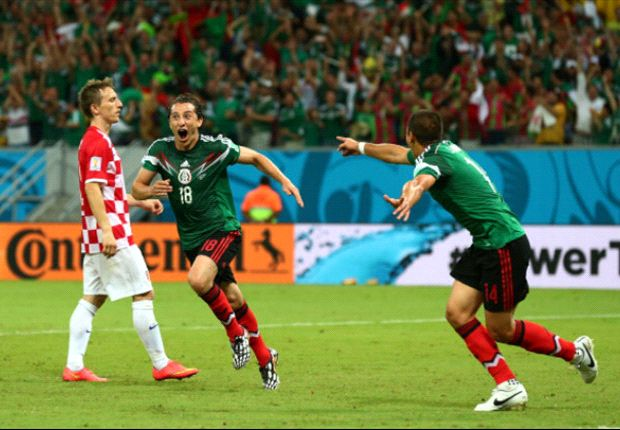Kovac: Mexico showed how dangerous they can be