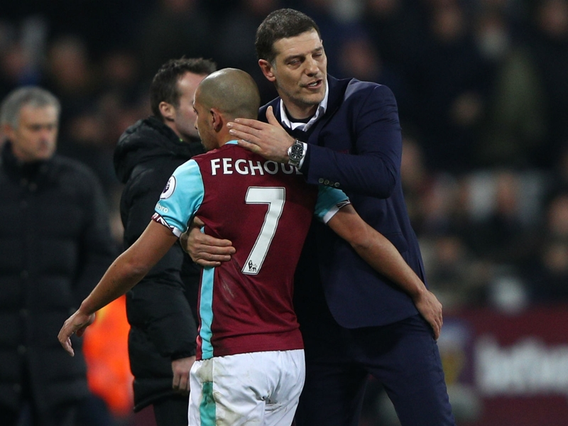 West Ham appeal against Feghouli red card