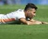 Expulsan a Munir en tres minutos y la afición del Valencia explota