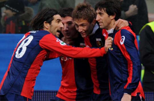 Domenico Criscito - Genoa-Palermo - Serie A (Grazia Neri)