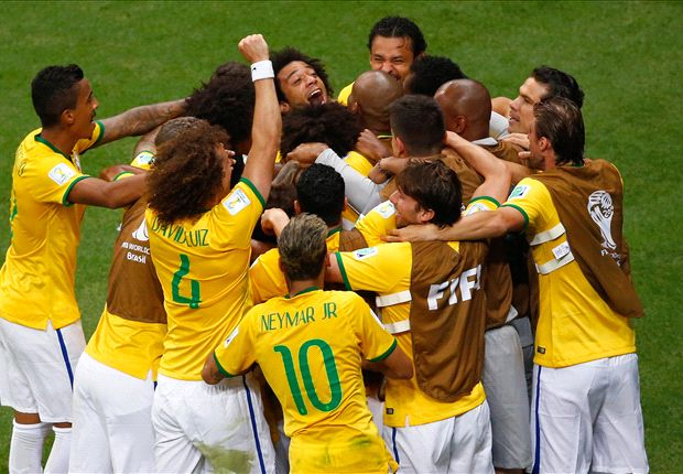 World Cup breathes a sigh of relief as Brazil reach last 16