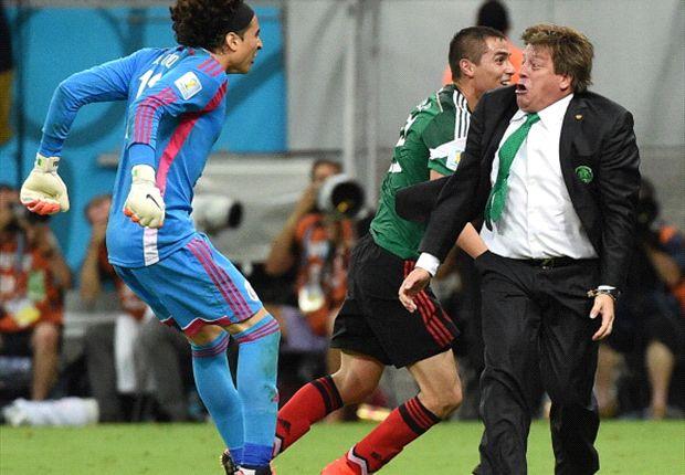Herrera reveals Mexico's Marquez masterplan