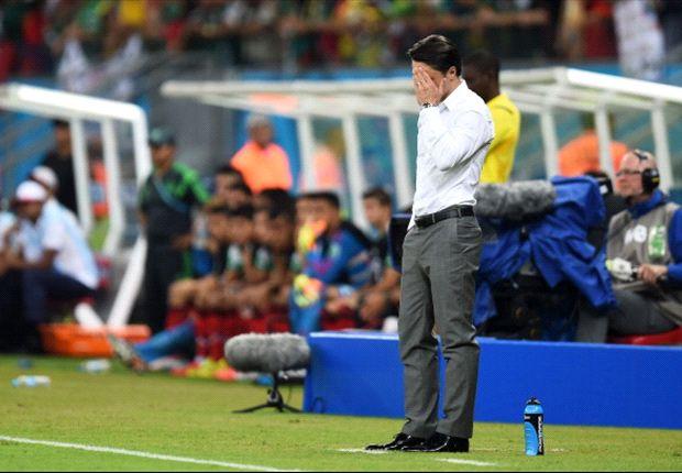 Mexiko steht im WM-Achtelfinale