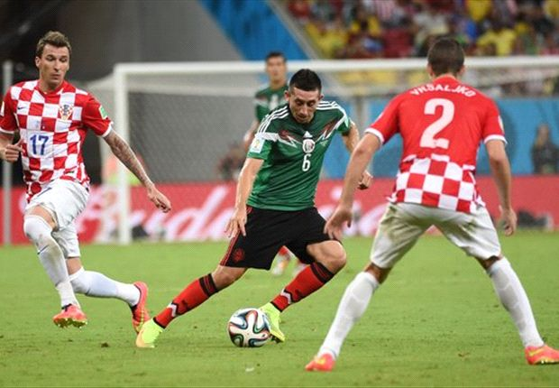 Man of the Match: Hector Herrera does it all for Mexico vs. Croatia