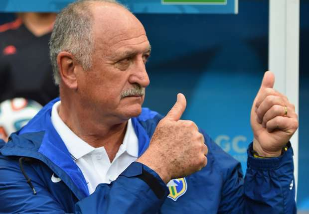 Scolari: Brazil can learn a lot from Atletico Madrid