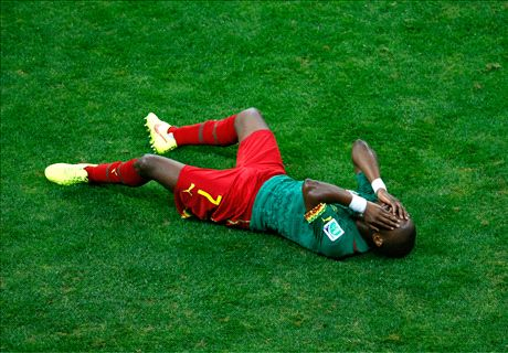 Cameroon open match-fixing probe