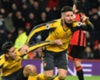 Giroud unhappy despite comeback